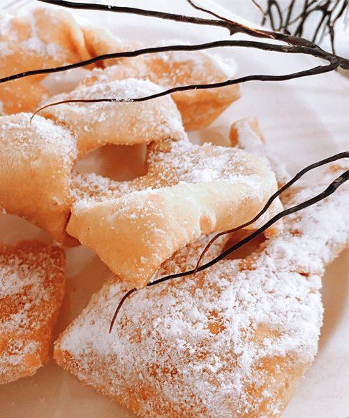 angel wings cookies