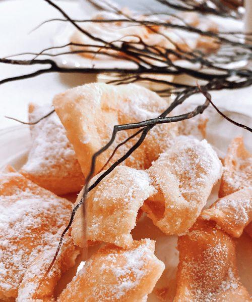 bugnes cookies crispy
