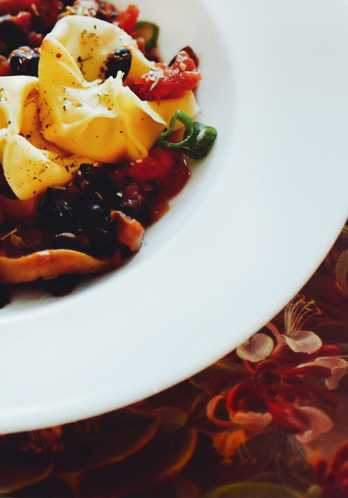 how to serve ragout nicely