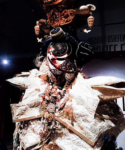 lismore daniel fashion sculpture