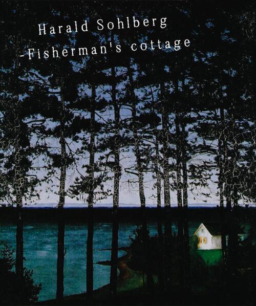 Harald Sohlberg painting fisherman's hut
